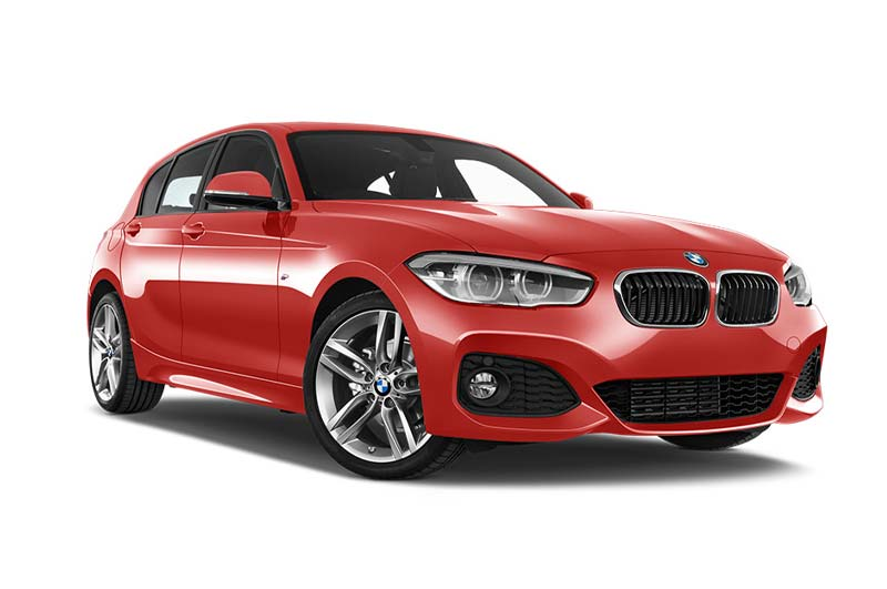 Noleggio auto lungo termine: BMW Serie 1 Advantage