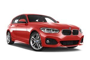 Noleggio auto lungo termine: BMW Serie 1 Advantage Diesel