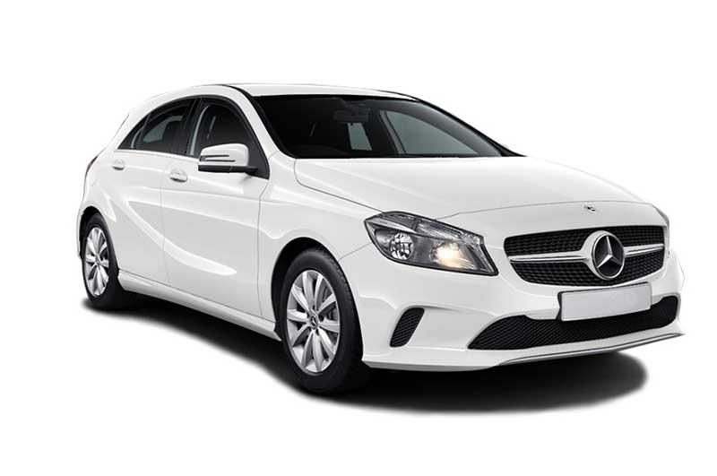 Noleggio auto lungo termine Mercedes Classe A160 Diesel
