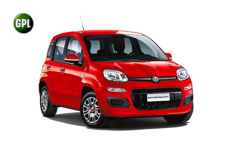 Fiat panda Gol 1.2 Noleggio auto lungo termine GPL