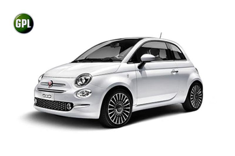 Noleggio lungo termine Fiat 500 Gol 1.2 69cv Easypower Pop