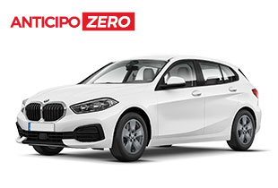 Noleggio a lungo termine senza anticipo BMW Serie 1