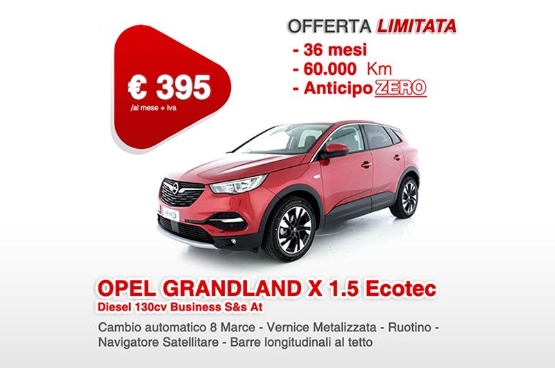 Opel Grandland X Ecotec
